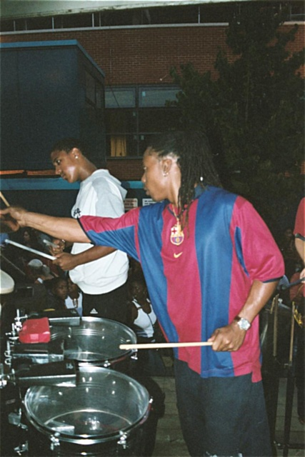 Rikki Norville - Percussion