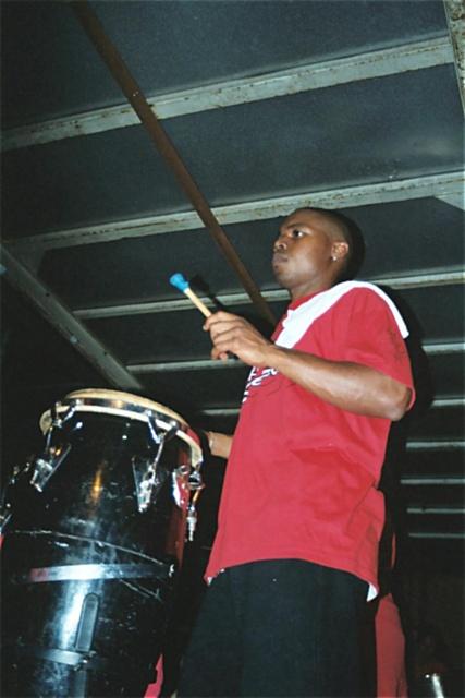 Carlos Norville - Percussion