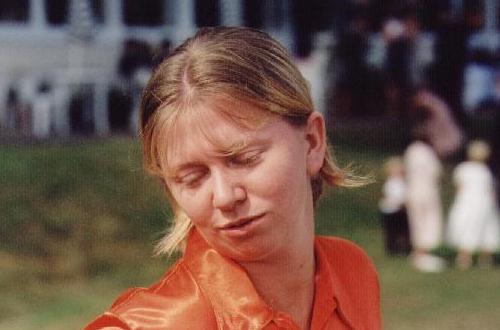 Caroline Platt, double seconds