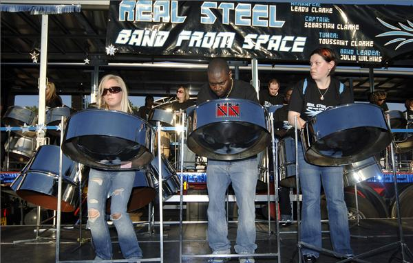 Band From Space